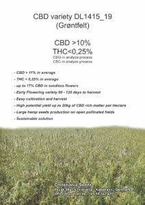 CBD variety